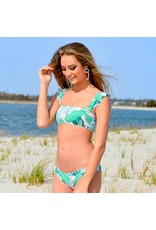Swimsuits Wear Two Ways Ruffle Palm Top
