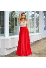Formalwear A Night To Remember Red Formal Dress