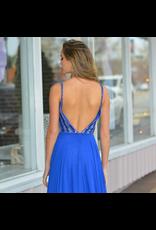 Formalwear JVN Royal Blue Formal