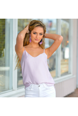 Tops 66 Lavish Lavender Stripe Top