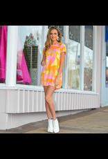 Dresses 22 That 70's Vibe Print Dress