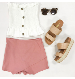 Shorts 58 Move In Mauve Skort