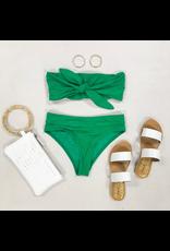 Swimsuits Desert Emerald Green Bikini Bottom