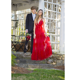Dresses 22 Ever After Matters Red Tulle Dress