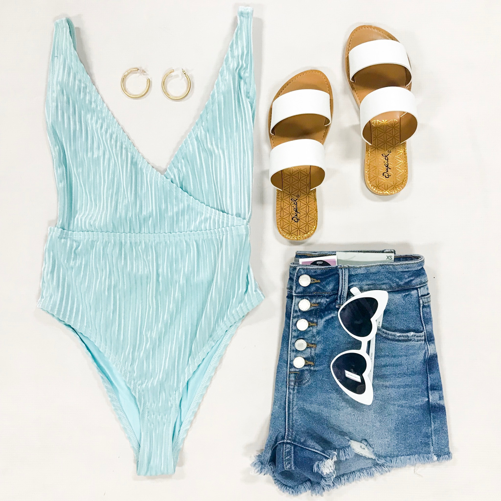Swimsuits Revibe Carribean Ocean One Piece