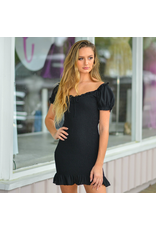 Dresses 22 Smocked With Love Ruffled LBD