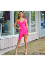 Dresses 22 Dream On Hot Pink Dress