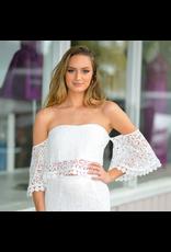 Tops 66 Summer Love White Crochet Top