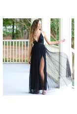 Dresses 22 Tulle Occasion Black Dress