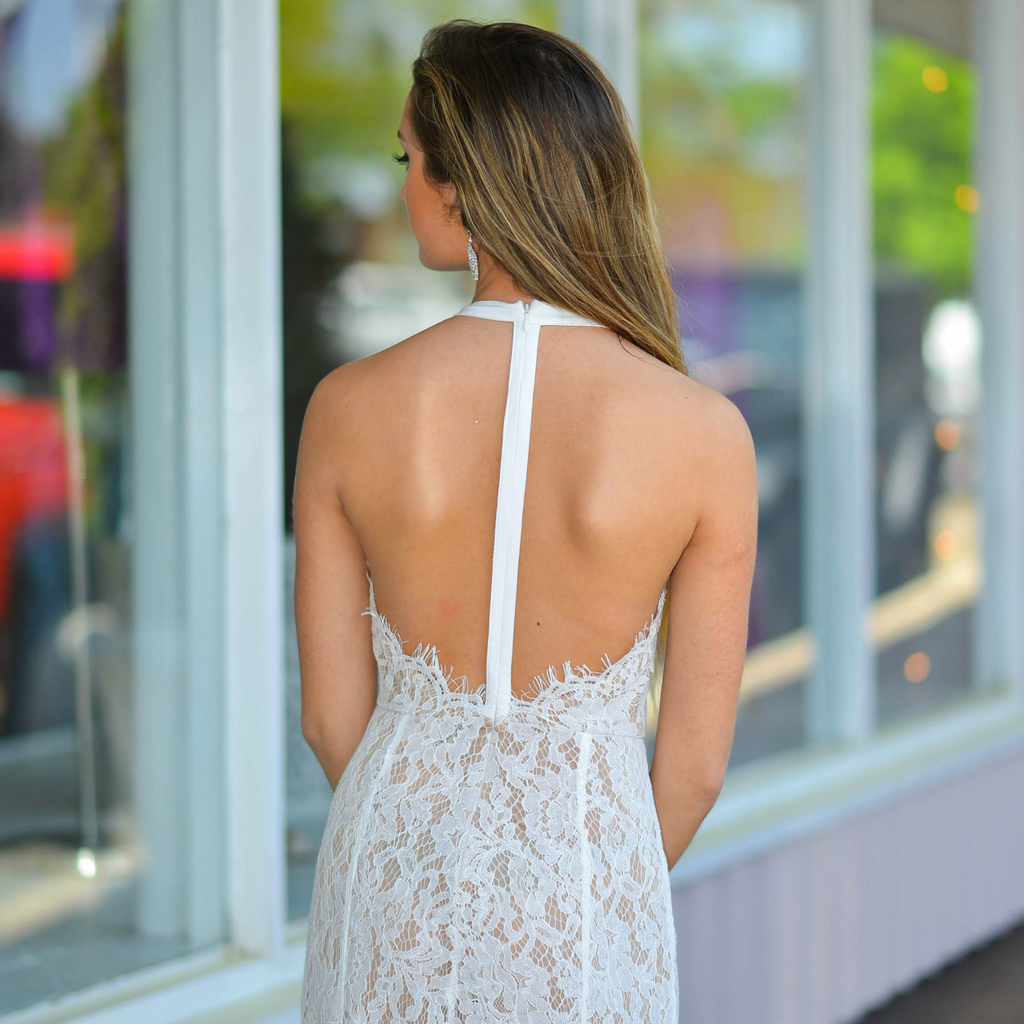 Dresses 22 Wonder Of It White Lace Dress