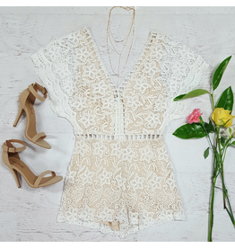 Rompers 48 Lacy Forever Summer Romper