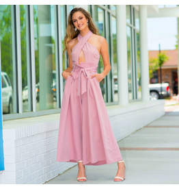 Jumpsuit Best Occasion Blush Jumpsuit