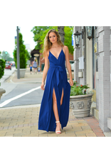 Jumpsuit Oh So Strappy Navy Jumpsuit