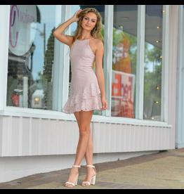 Dresses 22 Sweet Surrender Pink Lace Dress