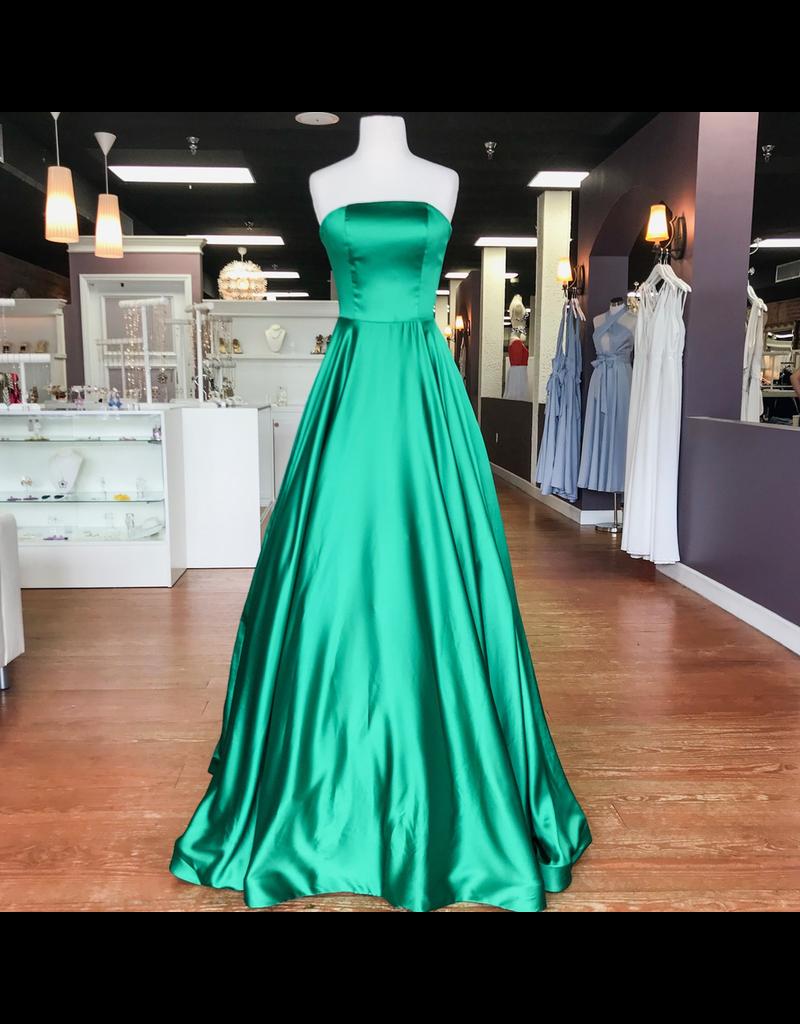 Formalwear Jovani Dream Come True Green Formal Dress