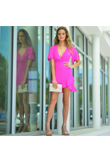 Dresses 22 Moments To Remember Magenta Dress