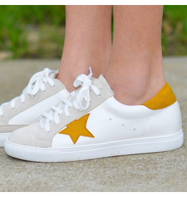 Shoes 54 You're A Star Yellow Sneakers