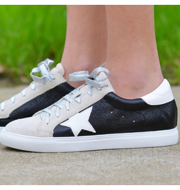 Shoes 54 You're A Star Black Sneaker