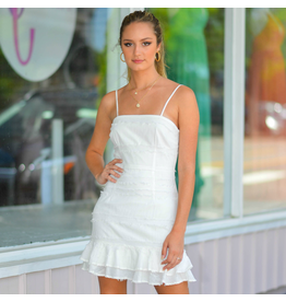 Dresses 22 Summer In The Sun Cotton White Dress