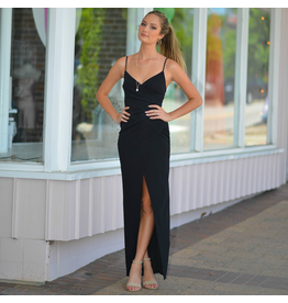 Formalwear Only For You Black Formal Dress