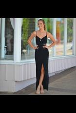 Formalwear Only For You Black Formal Dress