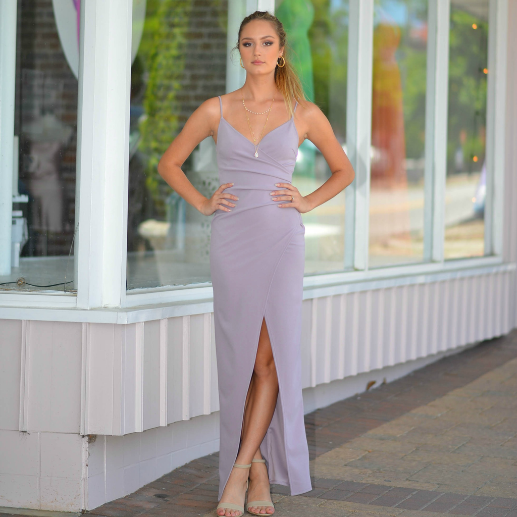 Formalwear Only For You Lavender Formal Dress