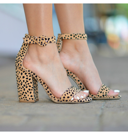 Shoes 54 Spotted In Leopard Heels