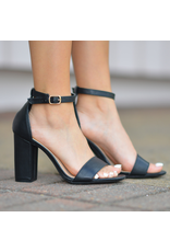 Shoes 54 Elegant Evening Black Heel