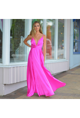 Dresses 22 So Stunning In Satin Raspberry Formal Dress