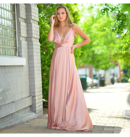 Formalwear So Stunning In Satin Formal Dress