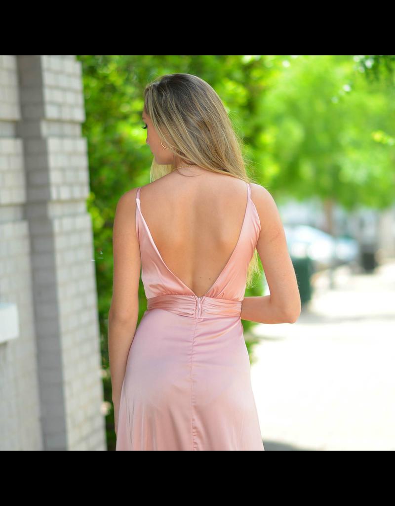 Formalwear So Stunning In Satin Formal Dress