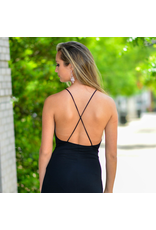 Dresses 22 Night Encounters Black Formal Dress
