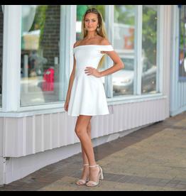 Dresses 22 Dreams Come True Off Shoulder LWD