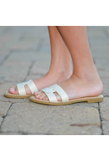 Shoes 54 Slide Into Summer Natural Sandal