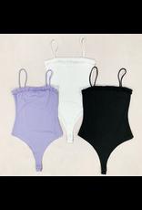 Tops 66 Ruffle Around Summer Bodysuit
