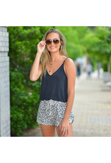 Tops 66 Summer Fun Black Top