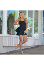 Dresses 22 All Me Side Ruffle Dress