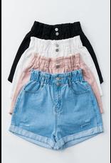 Shorts 58 Bring On Summer High Waist Denim Shorts