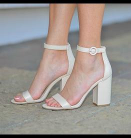 Shoes 54 Nude Essential Block Heel