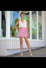 Skirts 62 Sail Away Red Stripe Skirt