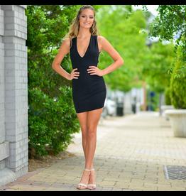 Dresses 22 Simple Elegance Strappy Back LBD