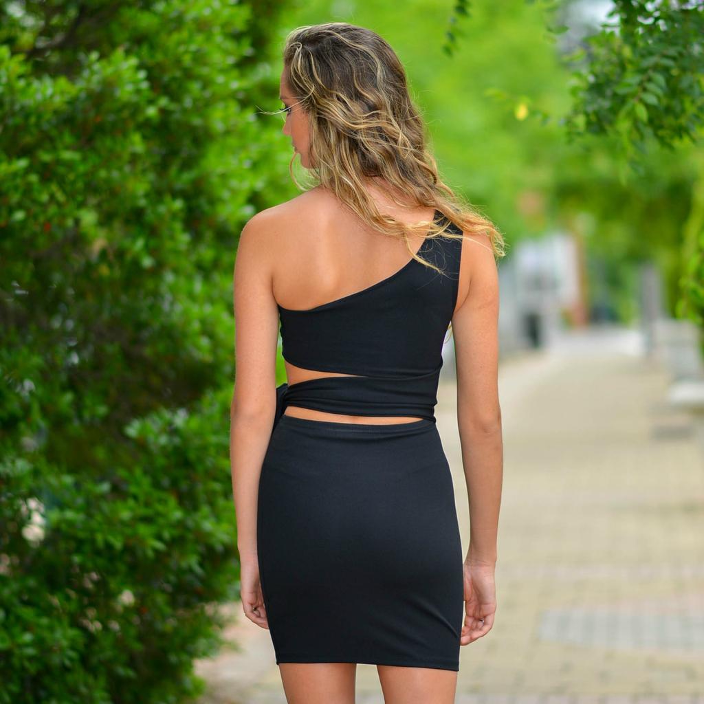 Dresses 22 Best Impression One Shoulder LBD