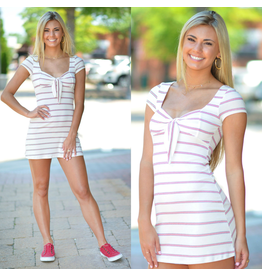 Dresses 22 Summer Sizzle Stripe Dress