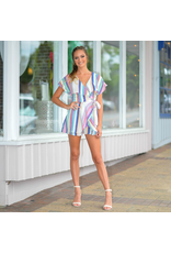 Rompers 48 Wrap It Up Colorful and Fun Romper