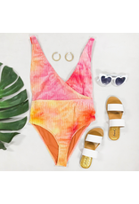 Swimsuits Revibe Tie Dye One Piece