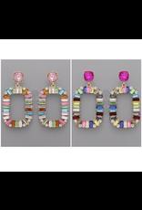 Jewelry 34 Crystal Earrings