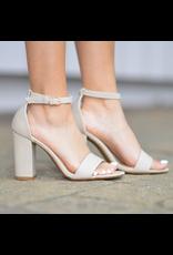 Shoes 54 Elegant Evening Nude Heels