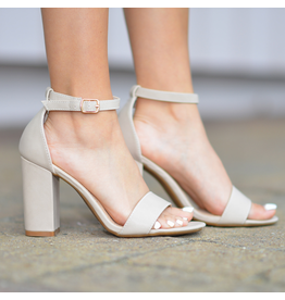 Shoes 54 Elegant Evening Nude Heels