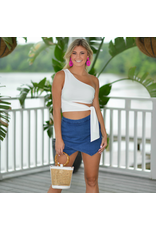 Shorts 58 Summer Skort Medium Wash
