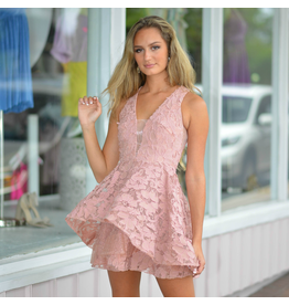 Dresses 22 Summer Romance And Lace Blush Dress